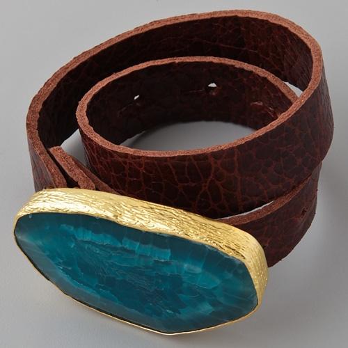 Плетеные браслет своими руками