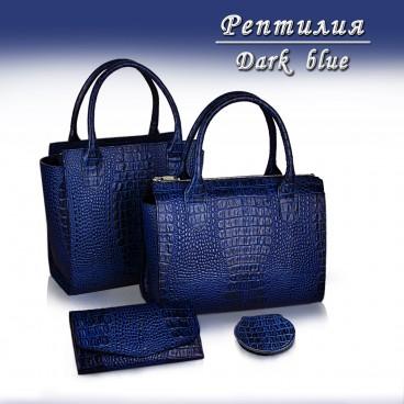 "Новая коллекция ""Dark Blue"" от Кажан"